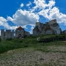 Zamek Rabsztyn byl otevřený