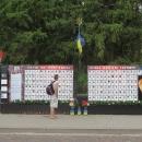 Dnes na každém ukrajinském náměstí najdete připomínku událostí na kyjevském Majdanu a války na východě země
