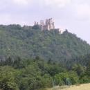 A to už se blížíme k dalšímu cíli - Boskovický hrad