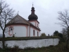 Kostel Sv.Klimenta je dominantou Lštění