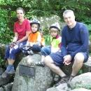 My u pramene Dunaje, v roce 2010 jsme stáli u jejího konce v Černém moři