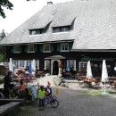 Po slavnostním obědě v restauraci Martinskapelle se vydáváme na projížďku po Schwarzwaldu.
