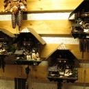 Pohoří Schwarzwald je známé výrobou hodin - kukaček
