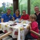 Na kafi v sympatické rodině pana Andrease