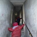 Výstup na věž v Ulmu jedině po svých!