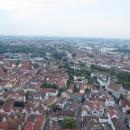 Vyhlídka na město ze 161 metrů