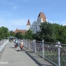Ingolstadt má také pěkný zámek (myslím velký zámek, ne ty malé zámečky,  se kterými se blbne i tady)