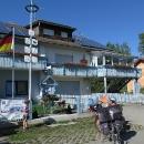 Nocleh v gasthausu v Mariaposching