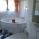 Koupel ve vaně