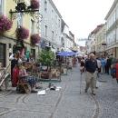 A pak nás již pohltily ulice malebného města Krems.