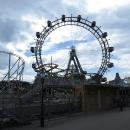 A zbývá poslední - zakončit prohlídku Vídně stylově projížďkou na historickém obřím vídeňském kole v Prátru.