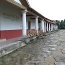 ! V areálu se nachází v podstatě znovu zrekonstruované římské město – vše je ale citlivě vystavěné metodami, jež používali staří Římané.