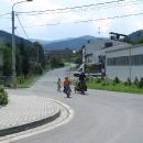 Sjezd z Kohútky k Bečvě má až 12%