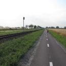 Cyklostezka za Olomoucí