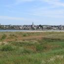 Městečko na břehu Loiry