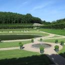 Vodní zahrada - Francouzi mají kruhové objezdy i tady :-)