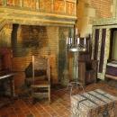 Interiéry zámku Chaumont