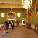 Chambord je poměrně rozlehlý, pokoje prostorné, ale poloprázdné, vybavení málo.