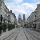 Orléans, město Johanky z Arku, je krásné město.