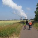Po cyklostezce s jadernou energií v zádech