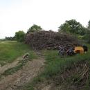 Tak tomu říkáme dostatek dřeva na dřívkáč
