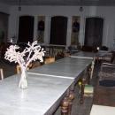 Proto jdeme nejprve na prohlídku Granátky - toto je sál bývalého zájezdního hostince.