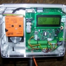 Elektronika v jeskyni hlídá koncentrace oxidu uhličitého a informuje nás i o dalších veličinách