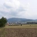 No a tohle je hora Hostýn (735 m.n.m.) a tam jedeme!