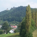 A ještě jeden pohled na Starojický hrad