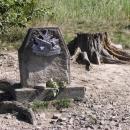 Památníček na místní odboj za války