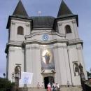 Poutní kostel na Hostýnu