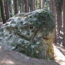Čertův kámen pod Pravdou