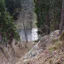 Pohled z Loužku k řece