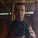 Autoportrét ve skautském táboře