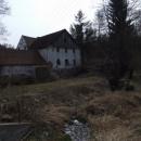 Bývalý mlýn u Ješkova