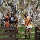 Středověcí zbrojnoši