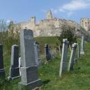 Židovský hřbitov v podhradí