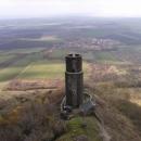 Z věže Házmburku