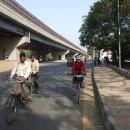 V Indii nebudeme cyklisté rozhodně sami