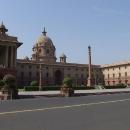 Vládní budovy v obrovských palácích