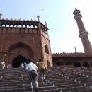 Do mešity Jama Masjid nakonec nejdeme