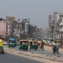Rušnými ulicemi opouštíme Dillí
