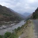 Podél Satlidže máme v plánu proniknout do nitra Himaláje