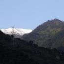 První sníh na dohled