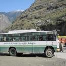 Typické horské autobusy