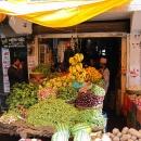 Obchůdek se zeleninou a ovocem úplně přetéká