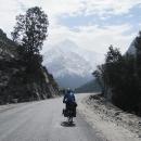 Ty horské scenérie nám dávají sílu k další cestě