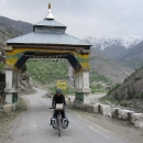 Tak po jednom dni pobytu Tibet zas opouštíme