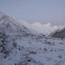 Na konci údolí nás vítá mrazivý Chitkul