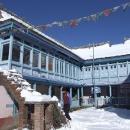 Thakur hotel, naše útočiště